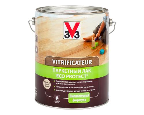 Паркетный лак ECO PROTECT 3v3 (V33) 5 л
