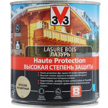 Lasure Bois 3V3 (Haute Protection)