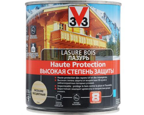 Lasure Bois 3V3 (Haute Protection) Декоративная Классическая