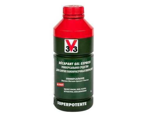 Средство для снятия лакокрасочных покрытий DECAPANT 3V3 (V33) 1 л